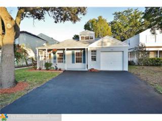 242 SW 159th Ave, Sunrise, FL 33326 (MLS #F10059458) :: Green Realty Properties