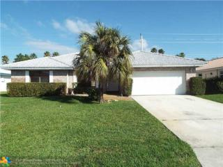 7207 NW 45th St, Coral Springs, FL 33065 (MLS #F10059595) :: Green Realty Properties