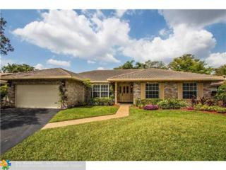 1020 NW 114th Ave, Coral Springs, FL 33071 (MLS #F10059899) :: Green Realty Properties