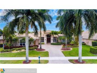 2489 Poinciana Dr, Weston, FL 33327 (MLS #F10059937) :: Green Realty Properties