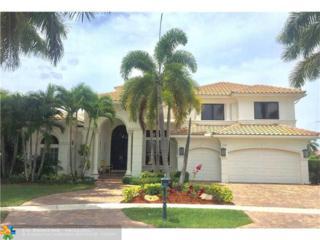 10280 Key Plum St, Plantation, FL 33324 (MLS #F10063257) :: Green Realty Properties