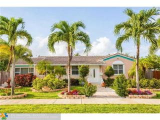 1425 Jefferson St, Hollywood, FL 33020 (MLS #F10063635) :: Green Realty Properties
