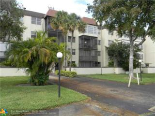 7300 NW 17th St #314, Plantation, FL 33313 (MLS #F10063915) :: Green Realty Properties