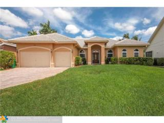 12061 NW 24th St, Plantation, FL 33323 (MLS #F10063919) :: Green Realty Properties