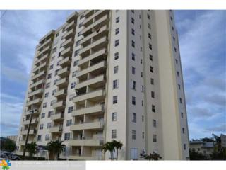 900 NE 18th Ave #703, Fort Lauderdale, FL 33304 (MLS #F10063984) :: Green Realty Properties