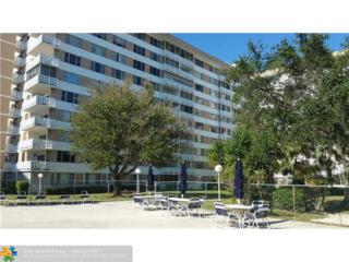 4200 Hillcrest Dr #405, Hollywood, FL 33021 (MLS #F10063993) :: Green Realty Properties