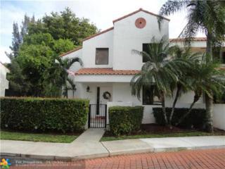 11740 Terra Bella Blvd #11740, Plantation, FL 33325 (MLS #F10064005) :: Green Realty Properties
