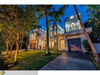 421 Isle Of Capri Dr, Fort Lauderdale, FL 33301 (MLS #F10064037) :: Green Realty Properties