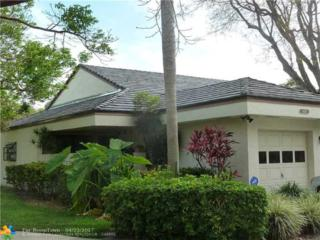 433 NW 94 TER #433, Plantation, FL 33324 (MLS #F10064040) :: Green Realty Properties