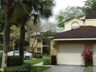9826 NW 1 CT #9826, Plantation, FL 33324 (MLS #F10064043) :: Green Realty Properties
