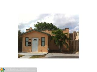1825 Adams St, Hollywood, FL 33020 (MLS #F10064045) :: Green Realty Properties