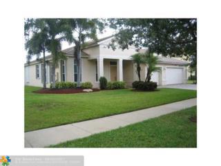 11645 Hibbs Grove Dr, Cooper City, FL 33330 (MLS #F10064615) :: Green Realty Properties