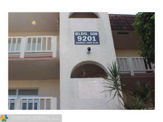 9201 Sunrise Lakes Blvd #202, Sunrise, FL 33322 (MLS #F10064783) :: Green Realty Properties