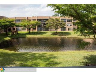 2786 NW 104th Ave #204, Sunrise, FL 33322 (MLS #F10064933) :: Green Realty Properties