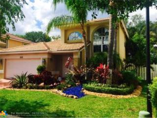 2445 NW 139th Ave, Sunrise, FL 33323 (MLS #F10064987) :: Green Realty Properties