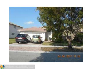 169 SW 206th Ave, Pembroke Pines, FL 33029 (MLS #F10064995) :: Green Realty Properties