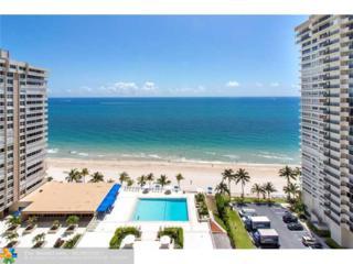 4300 N Ocean Blvd 17A, Fort Lauderdale, FL 33308 (MLS #F10066291) :: Castelli Real Estate Services