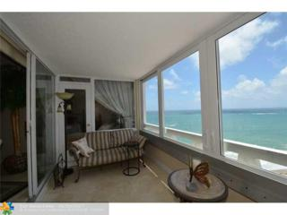 3900 N Ocean Dr 14F, Lauderdale By The Sea, FL 33308 (MLS #F10068143) :: Castelli Real Estate Services
