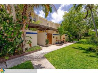 846 NE 20th Dr #846, Wilton Manors, FL 33305 (MLS #F10068398) :: Castelli Real Estate Services