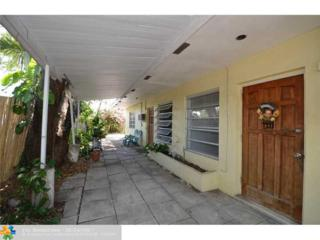 1636 Wilson St, Hollywood, FL 33020 (MLS #F10068936) :: Castelli Real Estate Services