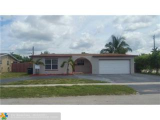 8501 NW 24th St, Sunrise, FL 33322 (MLS #F10069113) :: Castelli Real Estate Services