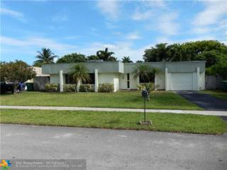 10436 SW 52nd St, Cooper City, FL 33328 (MLS #F10069121) :: Green Realty Properties