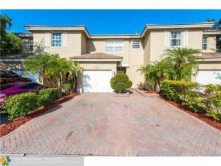 4010 NW 91st Ter #4010, Sunrise, FL 33351 (MLS #F10069159) :: Castelli Real Estate Services