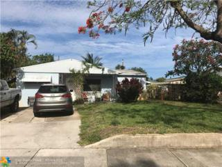 5264 NW 5th Ave, Oakland Park, FL 33309 (MLS #F10069180) :: Castelli Real Estate Services