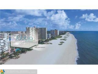 730 N Ocean Blvd #502, Pompano Beach, FL 33062 (MLS #F10069207) :: Castelli Real Estate Services