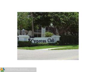 170 Cypress Club Dr #723, Pompano Beach, FL 33060 (MLS #F10069216) :: Castelli Real Estate Services