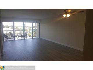 801 S Federal Hwy #401, Pompano Beach, FL 33062 (MLS #F10069244) :: Castelli Real Estate Services