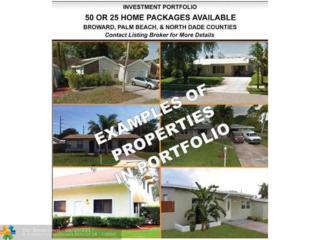 1151 NE 42ND CT, Pompano Beach, FL 33064 (MLS #F10069300) :: Castelli Real Estate Services