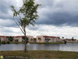 8000 Sunrise Lake N #306, Sunrise, FL 33322 (MLS #F10069322) :: Castelli Real Estate Services