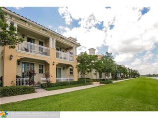 4025 Cascada Cir #4025, Cooper City, FL 33024 (MLS #F10069352) :: Green Realty Properties
