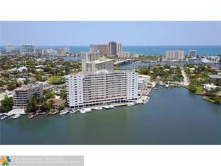 333 Sunset Drive #701, Fort Lauderdale, FL 33301 (MLS #F10069374) :: Green Realty Properties