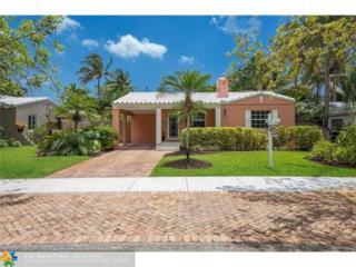 526 NE 10TH AVE, Fort Lauderdale, FL 33301 (MLS #F10069567) :: Green Realty Properties