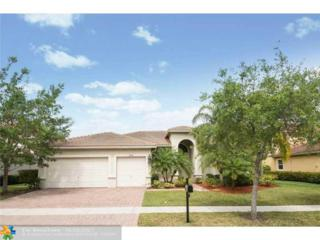 3851 E Coquina Way, Weston, FL 33332 (MLS #F10069597) :: Green Realty Properties