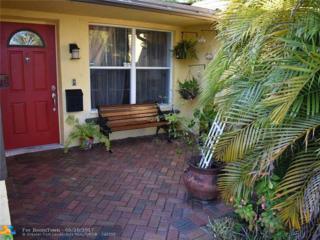 4415 Tyler St, Hollywood, FL 33021 (MLS #F10069664) :: Green Realty Properties