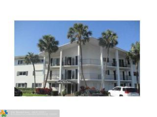 4848 NE 23rd Ave 5A, Fort Lauderdale, FL 33308 (MLS #F10069731) :: Green Realty Properties