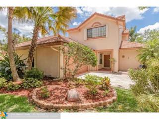 9560 NW 18th Mnr, Plantation, FL 33322 (MLS #F10069800) :: Green Realty Properties