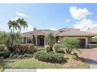 1880 Merion Ln, Coral Springs, FL 33071 (MLS #F1381270) :: Green Realty Properties