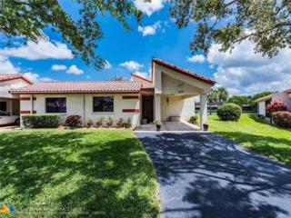 317 Lakeside Ct #23, Sunrise, FL 33326 (MLS #F10063325) :: Green Realty Properties