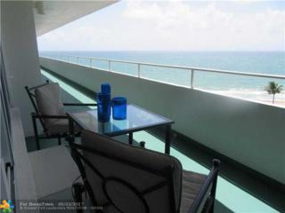 4050 N Ocean Dr #907, Lauderdale By The Sea, FL 33308 (MLS #F10068610) :: Castelli Real Estate Services