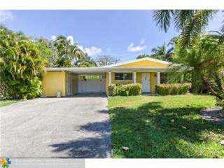 1801 NE 28th Dr, Wilton Manors, FL 33306 (MLS #F10068731) :: Castelli Real Estate Services