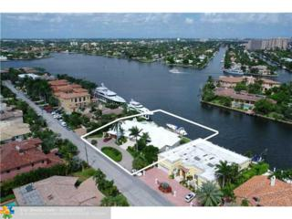17 Isla Bahia Dr, Fort Lauderdale, FL 33316 (MLS #F10069757) :: Green Realty Properties