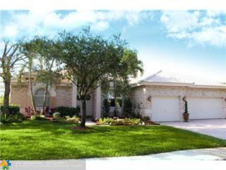 12814 Spring Lake Dr, Cooper City, FL 33330 (MLS #F10058102) :: Green Realty Properties
