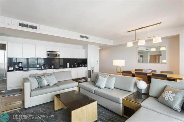 1 N Fort Lauderdale Beach Blvd #1711, Fort Lauderdale, FL 33304 (#F10028420) :: Posh Properties