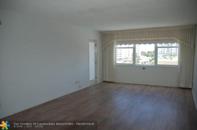 201 N Ocean Blvd #503, Pompano Beach, FL 33062 (MLS #F10120609) :: Green Realty Properties