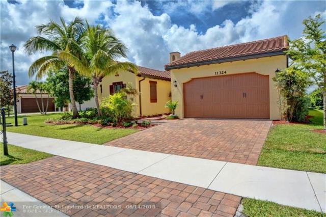 11324 NW 81st Pl, Parkland, FL 33076 (MLS #F10122081) :: Green Realty Properties