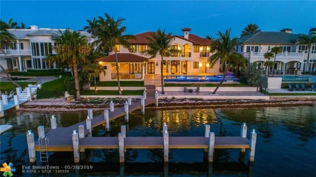3750 NE 31st Ave, Lighthouse Point, FL 33064 (MLS #F10138423) :: Green Realty Properties